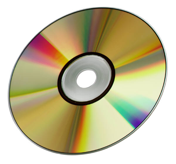 Picture of a CD